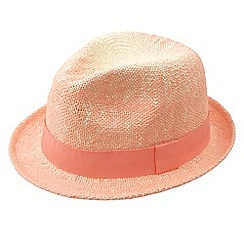 Joe Browns - Pink funky ombre trilby