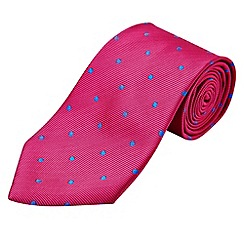 Joe Browns - Pink spot on tie