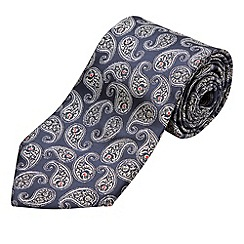 Joe Browns - Blue perfect paisley tie
