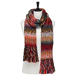 Joe Browns - Multi coloured amazing space dye scarf