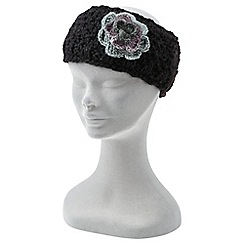 Joe Browns - Black funky headband