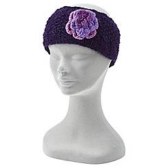 Joe Browns - Purple funky headband