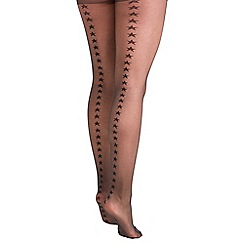 Joe Browns - Black amazing star tights