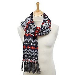 Joe Browns - Multi coloured super chunky scarf