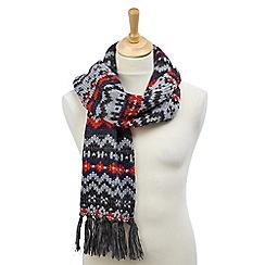 Joe Browns - Multi coloured super chunky scarf