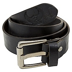 Joe Browns - Black joe's leather belt