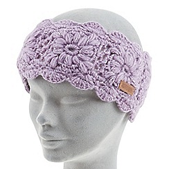 Joe Browns - Lilac sparkle headband