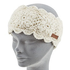 Joe Browns - White sparkle headband