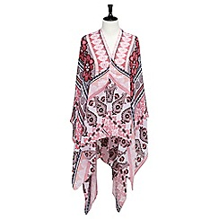 Joe Browns - Pink stunning pattern wrap