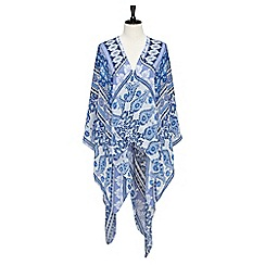 Joe Browns - Blue stunning pattern wrap