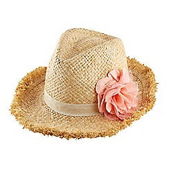 Joe Browns - Natural laid back straw hat