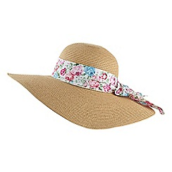 Joe Browns - Natural sweet floppy sun hat