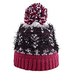 Joe Browns - Multi coloured remarkable mixed knit hat