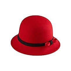 Joe Browns - Red vintage spirit cloche