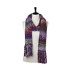 Joe Browns - Multi coloured super space dye scarf