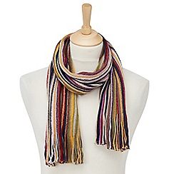 Joe Browns - Multi coloured sensational striped scarf