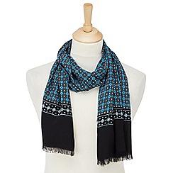 Joe Browns - Multi coloured smart silky scarf