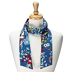 Joe Browns - Blue retro chic scarf