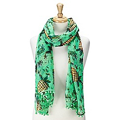 Joe Browns - Green copacabana scarf
