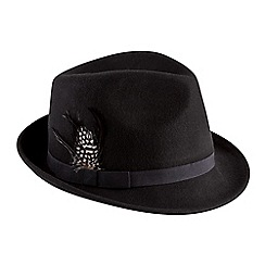 Joe Browns - Black a step above trilby