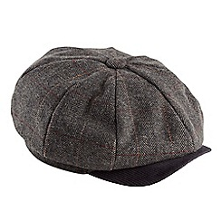 Joe Browns - Grey all new peaky hat