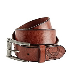 Joe Browns - Brown better the devil leather belt
