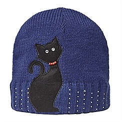 Joe Browns - Blue cutie cat hat