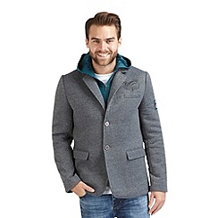 Joe Browns - Grey awesome hood blazer