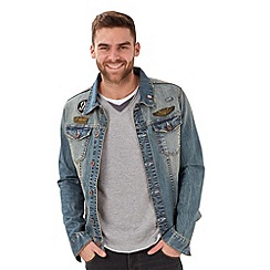 Joe Browns - Dark blue miles ahead denim jacket