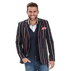 Joe Browns - Navy stripe me up blazer