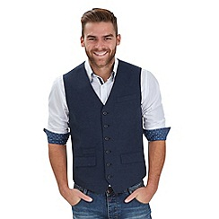 Joe Browns - Navy deadly dapper waistcoat