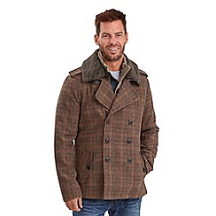 Joe Browns - Multi coloured charismatic check coat