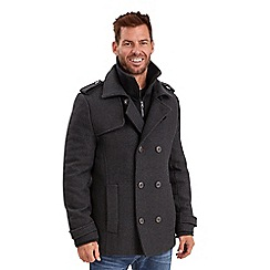 Joe Browns - Grey double up winter coat