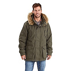 Joe Browns - Khaki crazy days parka