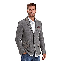 Joe Browns - Grey mix it up blazer