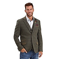 Joe Browns - Green mix it up blazer