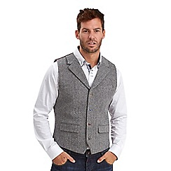 Joe Browns - Grey mix it up waistcoat