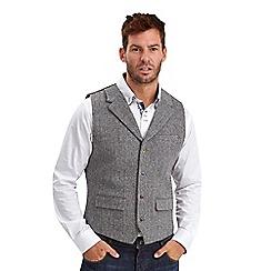 Joe Browns - Grey mix it up waistcoat