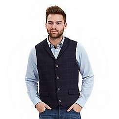 Joe Browns - Navy fun and funky waistcoat