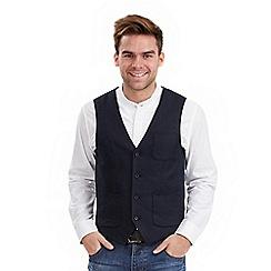 Joe Browns - Dark blue wild one waistcoat
