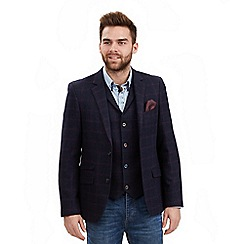Joe Browns - Navy fun and funky blazer