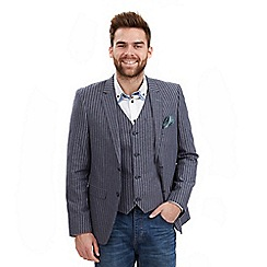 Joe Browns - Grey perfect pinstripe blazer