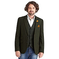 Joe Browns - Dark green deadly dapper blazer