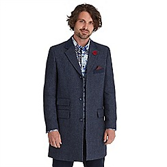 Joe Browns - Dark blue incredible overcoat