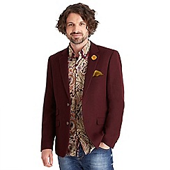 Joe Browns - Dark red step above the rest blazer