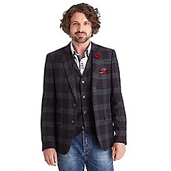 Joe Browns - Multi coloured remarkable check blazer