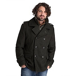 Joe Browns - Dark green fully loaded coat