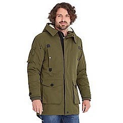 Joe Browns - Green gstaad parka