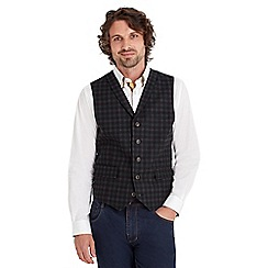 Joe Browns - Multi coloured cheers to checks waistcoat