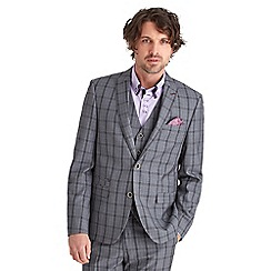 Joe Browns - Grey charming check suit blazer